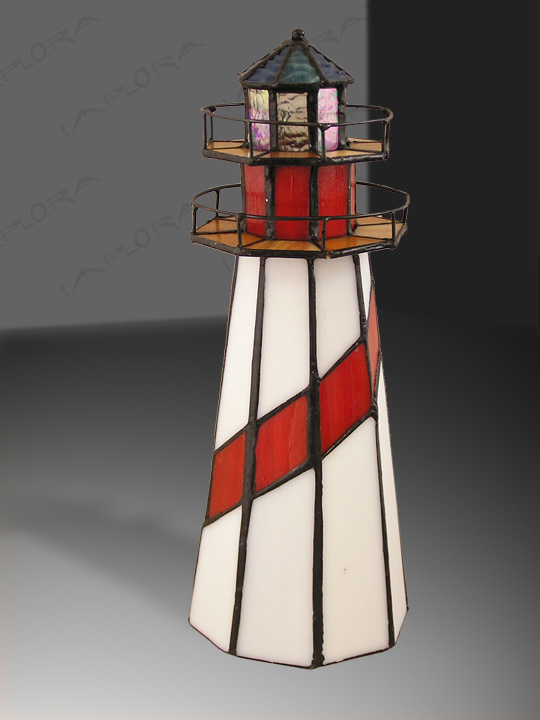 Others Dale Tiffany Light House Lamp