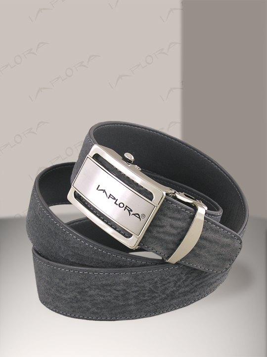 Shark Leathers Implora Gray Shark Skin Belt 1.5W