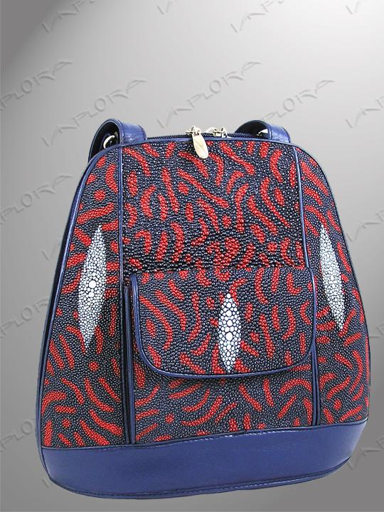 Free Shipping on Stingray Shoulder Bag Batik design