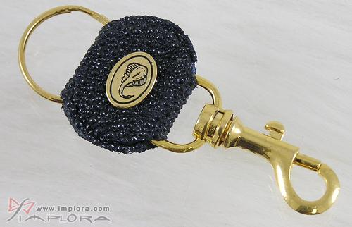 Free Shipping on Dark Blue Stingray Key Chain