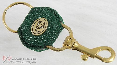 Free Shipping on Green Stingray Key Chain